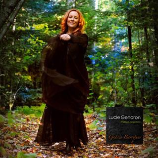 Grace baroques - Lucie Gendron