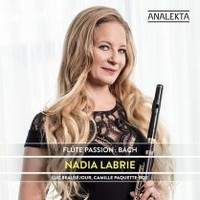 Nadia Labrie Flute passion Bach